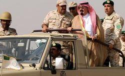 بازداشت بیش از بیست افسر بلندپایه سعودی