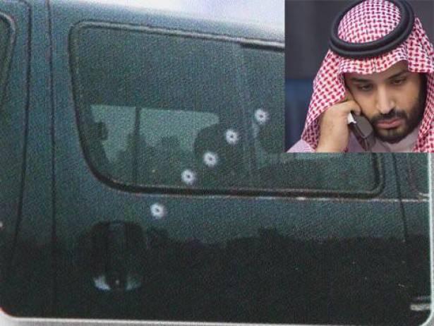 محمد بن سلمان از ترور جان سالم به در برد