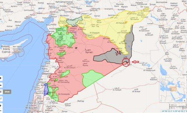 شهر بوکمال آخرین پایگاه داعش در شرق سوریه به طور کامل آزاد شد