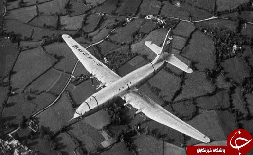 هواپیماهایی که هیچگاه از زمین بلند نشدند 