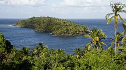 اینجا جزیره شیطان است+تصاویر