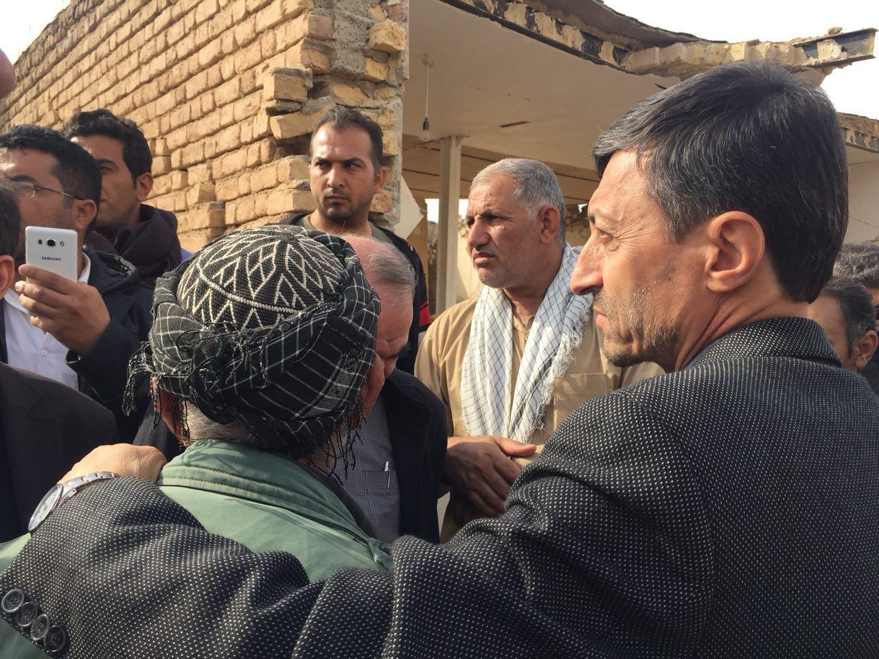 120 خانواده تحت پوشش کمیته امداد در زلزله داغدار شدند/ آسیب به منازل 6 هزار مددجو