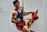 مدال طلای ماده سرعت سنگنوردی به علیپور رسید