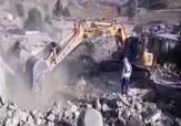 باشگاه خبرنگاران -آوار برداری در روستاها توسط قرارگاه سازندگی خاتم الانبیا سپاه پاسداران +فیلم