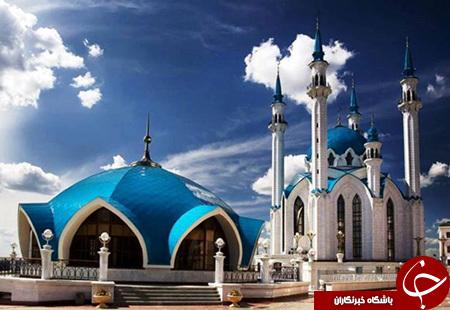 معروفترین مساجد جهان را بیشتر بشناسید+ تصاویر