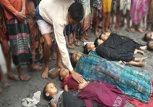 افشای دلایل کشتار مسلمانان روهینگیا/چرا ارتش میانمار به راحتی دست به کشتار مسلمانان میزند؟+تصاویر