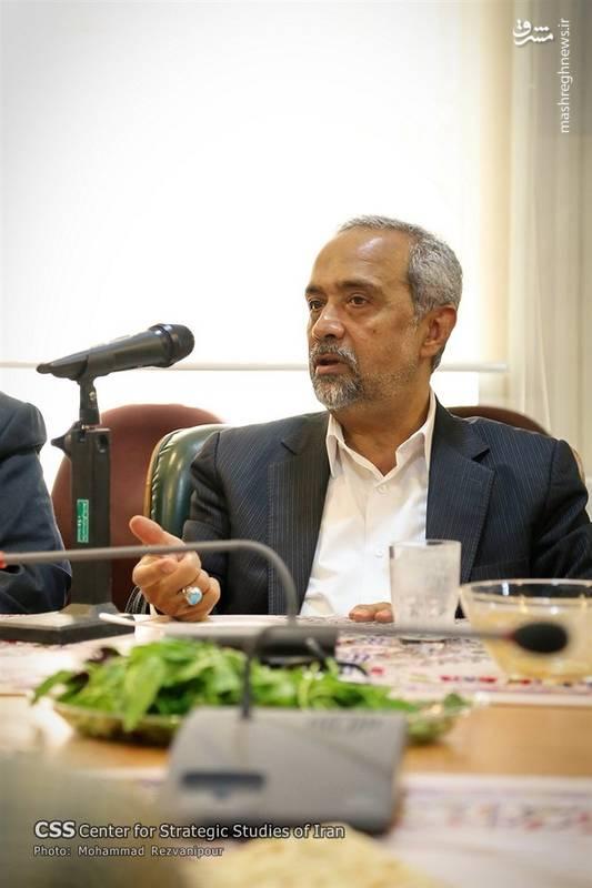 جلسه آبگوشتی معاونین رئیسجمهور!