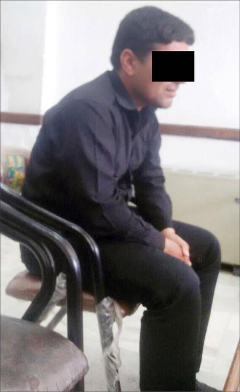 ۱۰سال زندان برای مرد سنگدل +عکس