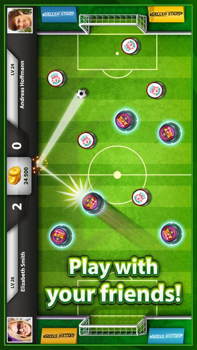 دانلود Soccer Stars 3.8.1 – بازی ستاره های فوتبال