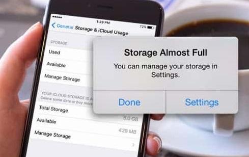 چگونه در iOS 11 حافظه آیفون را آزاد کنیم؟