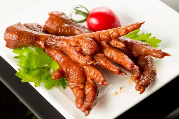 قیمت فروش پای مرغ در میادین میوه و تره بار