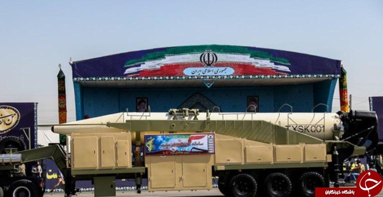 کابوسی به نام توان موشکی آن هم از نوع ایرانی