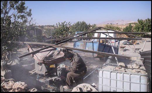 آخرین وضعیت امداد رسانی به زلزله زدگان غرب کشور