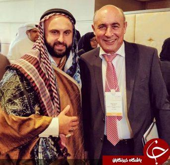 حرمت شکنی عربستان/ بلاگر معروف اسرائیلی در حرم نبوی + تصاویر