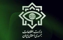 وزارت اطلاعات: جاعل عناوین بزرگ دستگیر شد