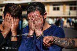 باشگاه خبرنگاران - طرح دستگیری اراذل و اوباش پایتخت