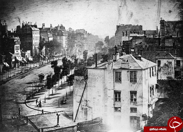 اولین عکس های تاریخ جهان!