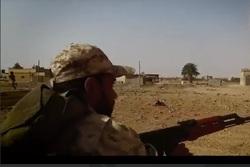 آخرین درگیری و عملیات مدافعان حرم در البوکمال +فیلم