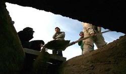 تجربه وحشتناک جوان عراقی از گذراندن ساعات متمادی درون قبر+فیلم