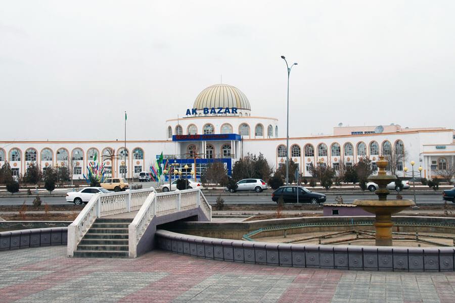 مناطق دیدنی ترکمنستان + تصاویر