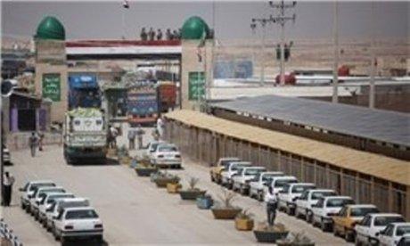 مشکل معطلی خودرو های ایرانی در مرز شلمچه حل شد