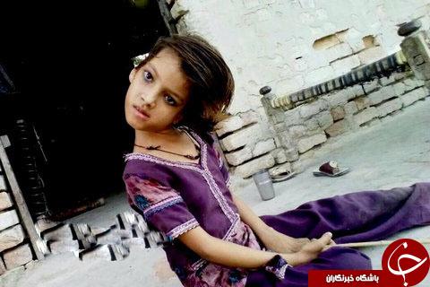 تعصب خرافی روستاییان، کودک ۹ ساله را از جامعه طرد کرده است +تصاویر