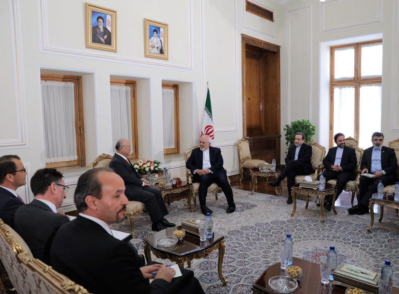 آمانو: ایران به تعهدات خود در برجام عمل کرده است