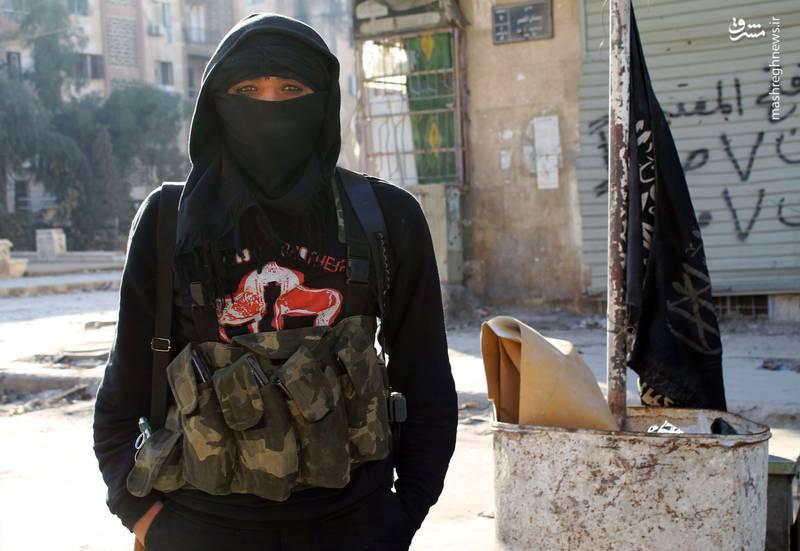 از دختری که برای داعش شعر میگوید تا زنی که فتوای رابطه با مردان داعشی را صادر میکند