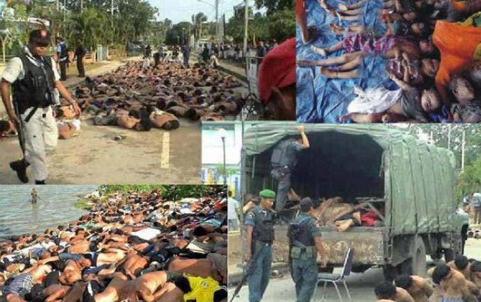 آلسعود و آلصهیون؛ رهبران پشت پرده کشتار مسلمانان روهینگیا