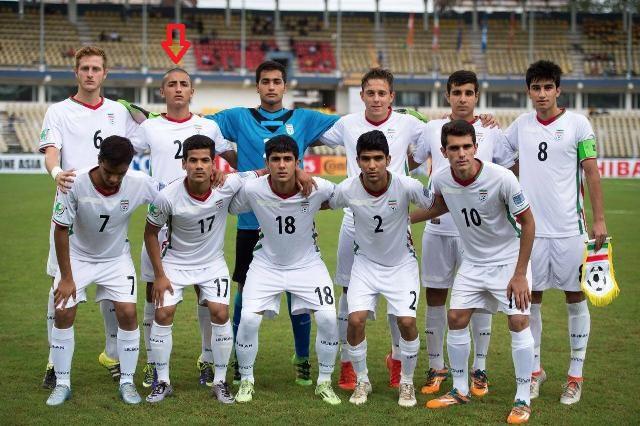 نوجوان ایرانی در میان برترین های فیفا