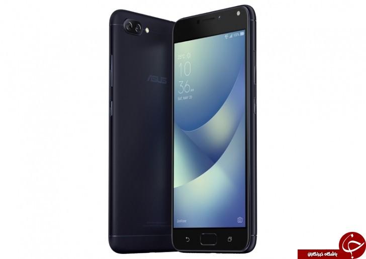 ایسوس گوشیهای Zenfone 4 را عرضه کرد + تصاویر