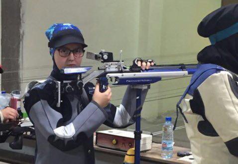 دختر نابغه تیراندازی ایران در اندیشه المپیک 2020