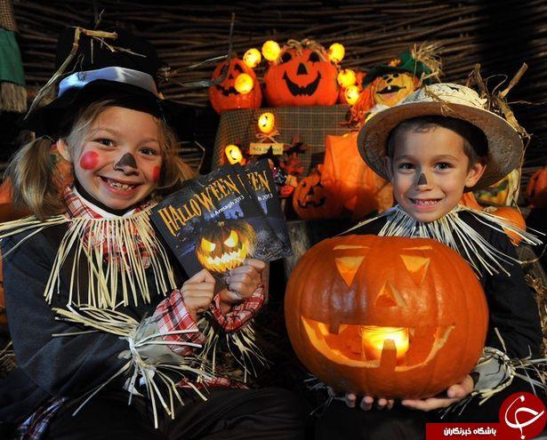 جشن هالووین چیست؟+ تصاویر