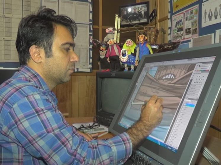 میراثی به یادگار مانده ازشهرسوخته / صنعت انیمیشن یکی از شاخههای صنایع خلاق است