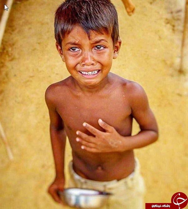 عکس غذا دادن به کودک