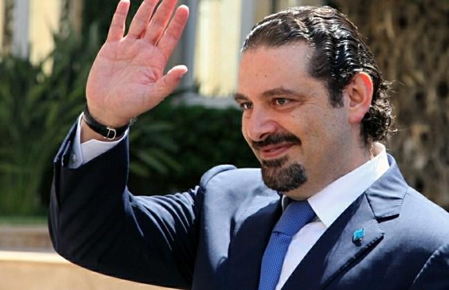 ورود حریری به لبنان