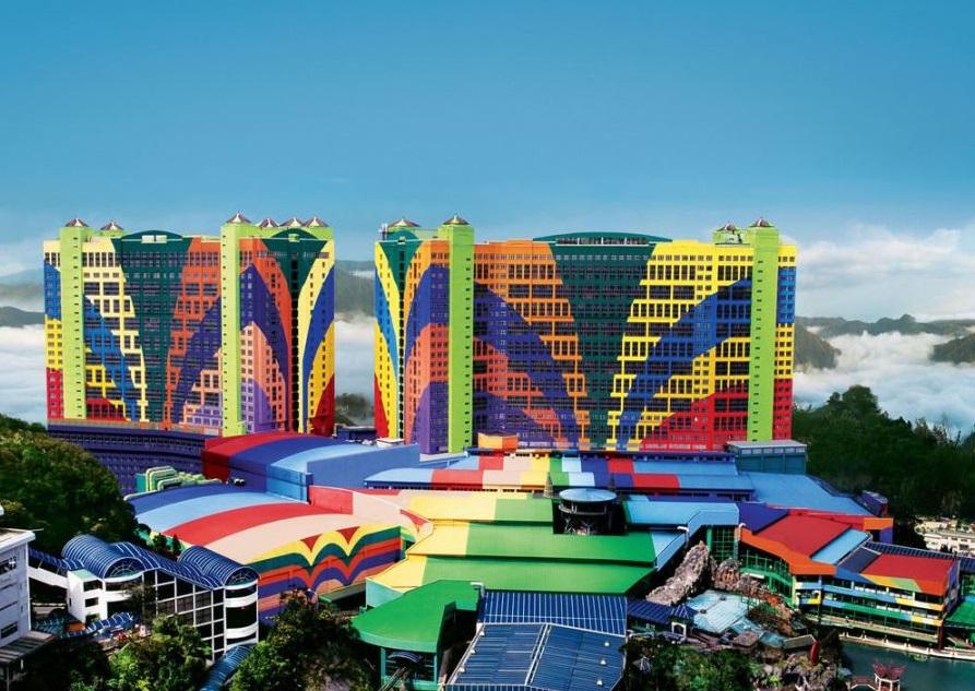 ترینهای هتل دنیا را بشناسید