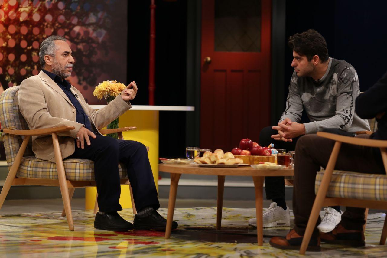 بحث بر سر حضور سلبریتی ها در عرصه تئاتر در برنامه علی ضیا