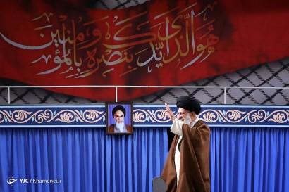 باشگاه خبرنگاران -دیدار جمعی از بسیجیان با مقام معظم رهبری