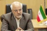 حاج بیگی: استعفای طاهری برخلاف میل باطنی وزیر ورزش پذیرفته شد