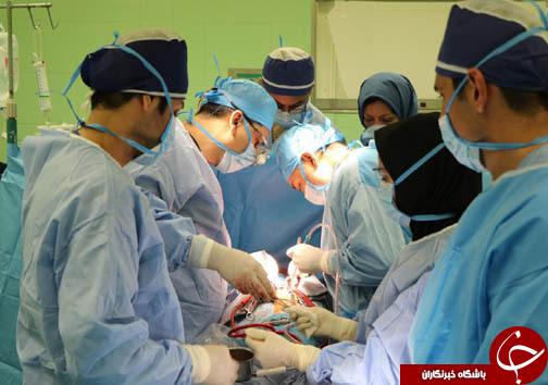 جراحی قلب با استفاده از دریچههای بدون نیاز به بخیه + تصاویر