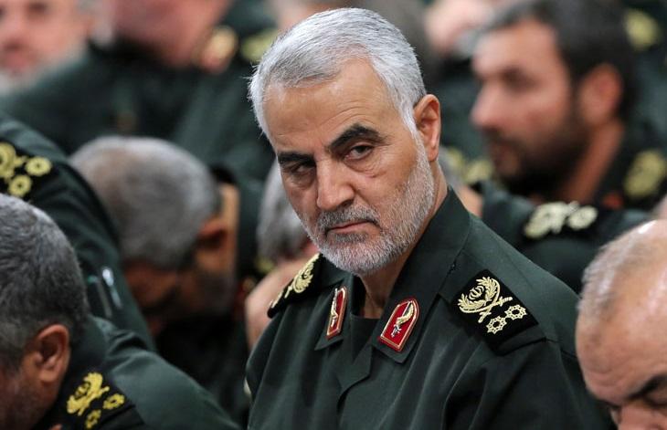 ویدئو دیده نشده از سردار سلیمانی در جنگ با داعش