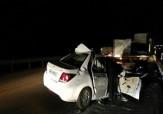 باشگاه خبرنگاران -تصادف دنا و کامیون در میامی حادثه آفرید