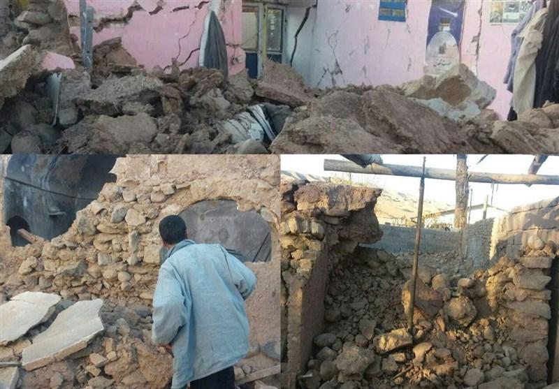فضاهای تعلیمی در زلزله کرمان لطمه ندیدند