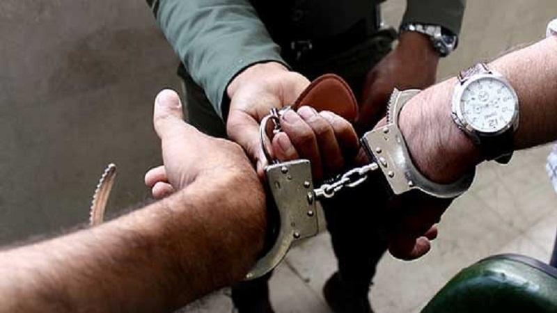 دستگیری حفاران غیر مجاز در رشت