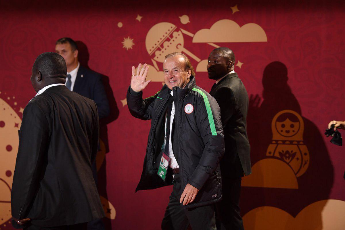 لحظه به لحظه با قرعه کشی جام جهانی روسیه ۲۰۱۸+ تصاویر