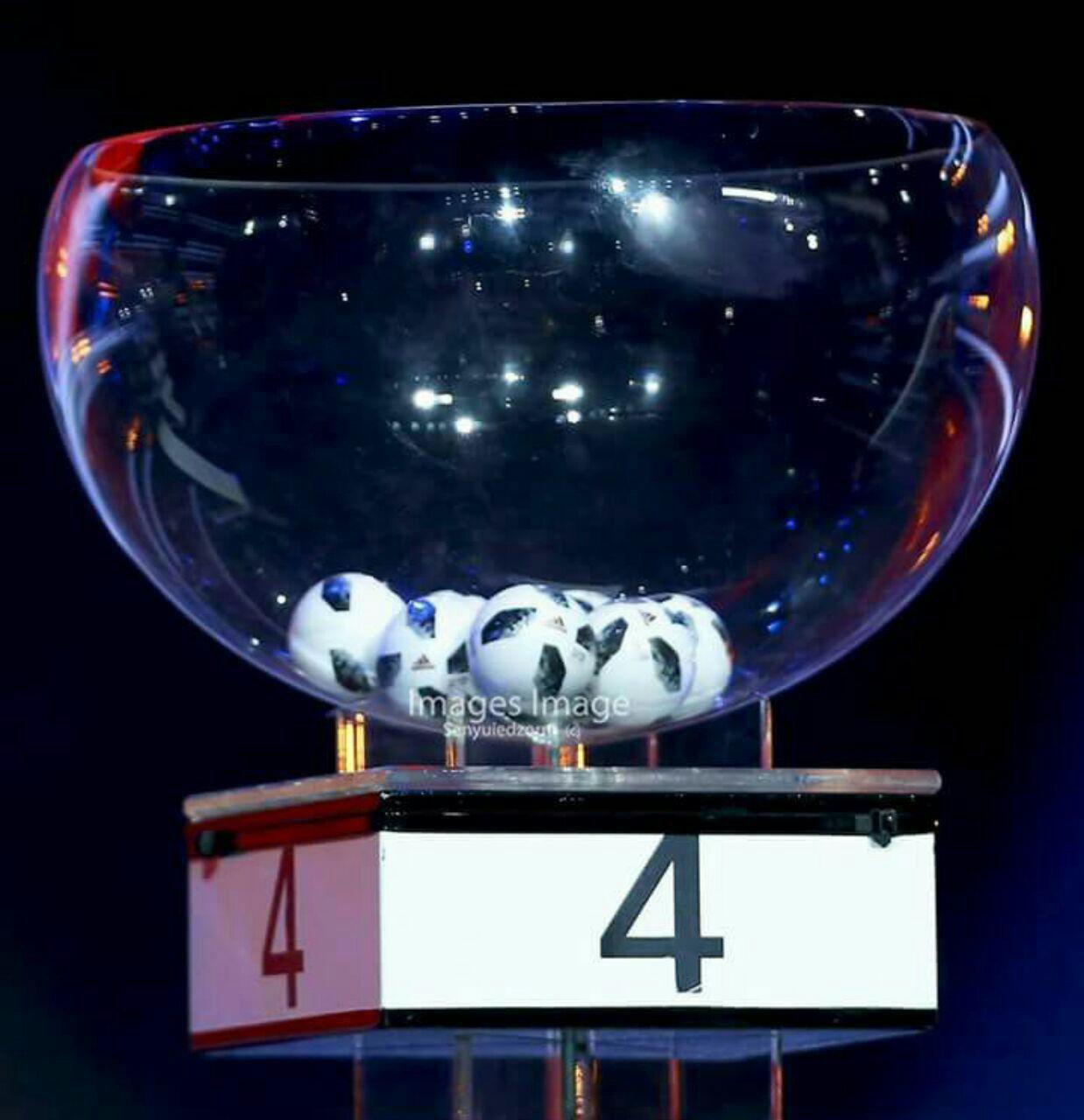 لحظه به لحظه با قرعه کشی جام جهانی روسیه ۲۰۱۸+ فیلم و تصاویر