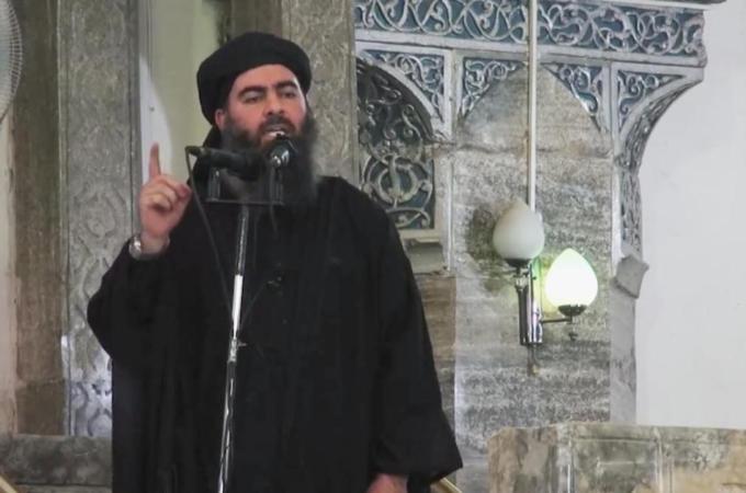 سخنگوی وزارت دفاع عراق: ابوبکر البغدادی هنوز زنده است