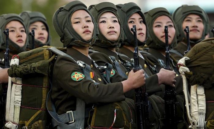 زندگی اسفناک زنان در ارتش کره شمالی