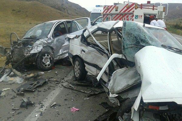 کاهش یک درصدی تلفات تصادفات در ۷ ماهه امسال